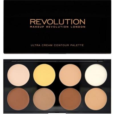 Revolution Makeup Ultra Cream Contour Palette 13 g