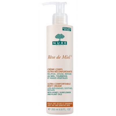 Nuxe Réve de Miel Ultra Comfort Body Cream 200 ml