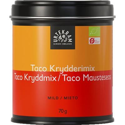 Urtekram Taco Spice Mix Øko 70 g