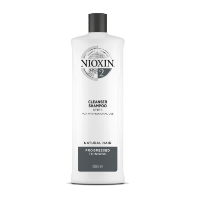 Nioxin System 2 Cleanser 1000 ml