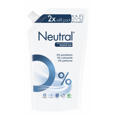 Neutral Cremesæbe 500 ml