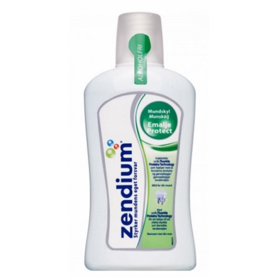 Zendium Zahnschmelz Schutz Alkoholfrei 500 ml