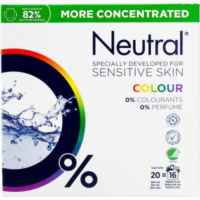 Neutral Waschpulver Farbwäsche 771 g
