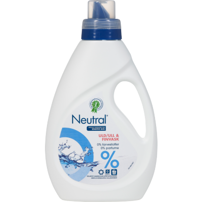 Neutral Vloeibaar Wol en Fijne Was 750 ml