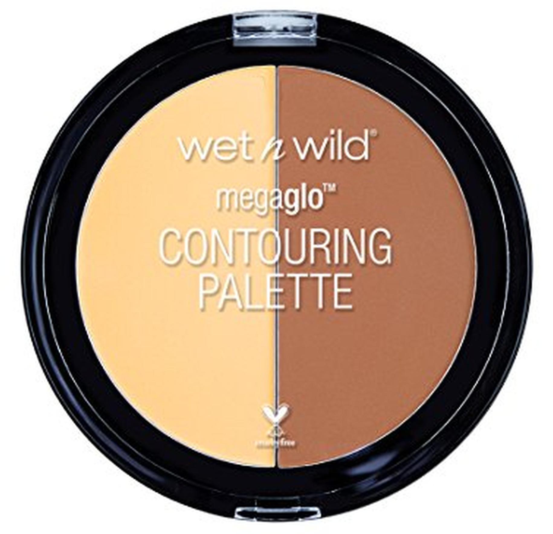 Wet N Wild Megaglo Contouring Palette Caramel Toffee 125 G 325 Mega Glo Dual Ended Contour Stick Light Medium