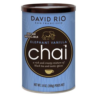 David Rio San Francisco Chai Elephant Vanilla 398 g