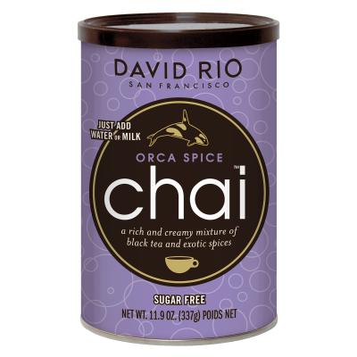 David Rio San Francisco Chai Orca Spice Sukkerfri 337 g