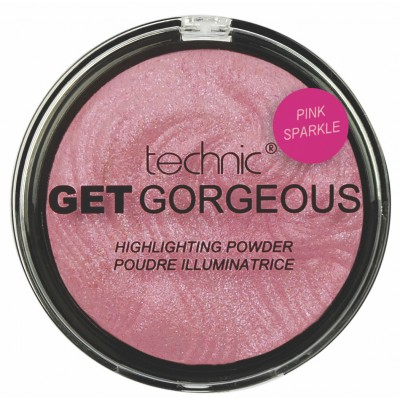 Technic Get Gorgeous Highlighting Powder Pink Sparkle 6 g