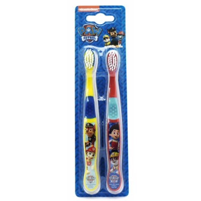 Nickelodeon Paw Patrol Toothbrush Duo 2 pcs