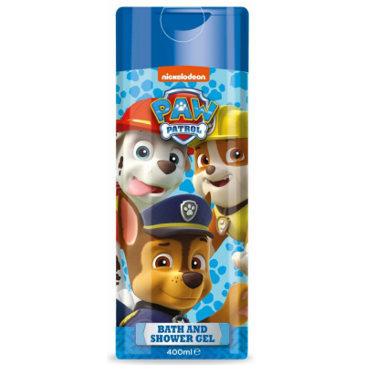 Nickelodeon Paw Patrol Bath & Shower Gel 400 ml
