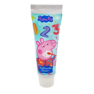 Peppa Pig Toothpaste Strawberry 75 ml