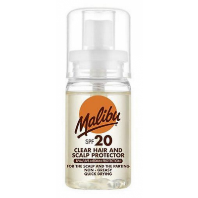 Malibu Clear Hair & Scalp Protector SPF20 50 ml