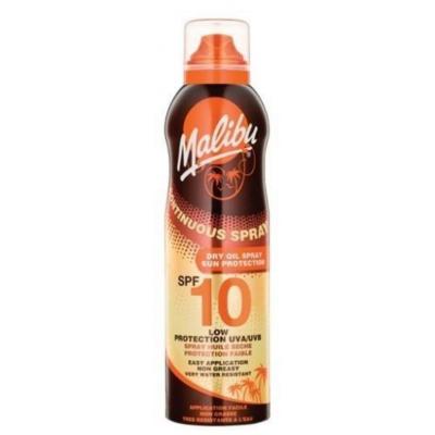 Malibu Continuous Dry Oil Spray SPF10 175 ml