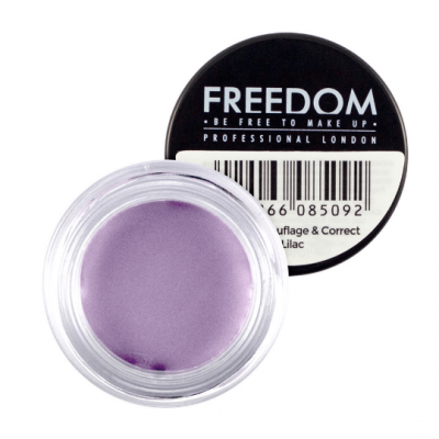 Freedom Makeup Pro Camouflage & Correct Concealer Lilac 2,5 g