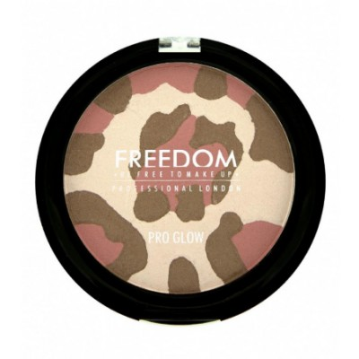 Freedom Makeup Pro Glow Highlighter Meow 4 g
