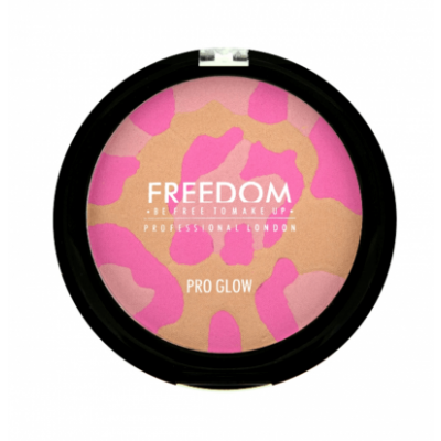 Freedom Makeup Pro Glow Highlighter Pink Cat 4 g