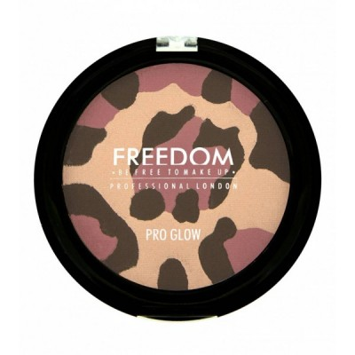 Freedom Makeup Pro Glow Highlighter Roar 4 g