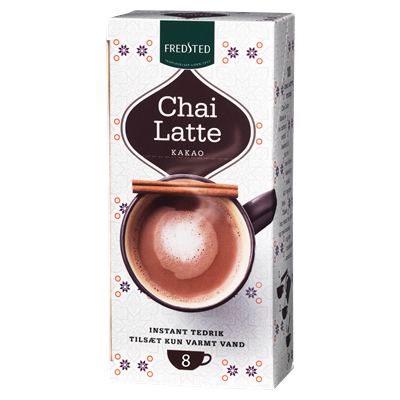 Fredsted Chai Latte Cocoa 208 g