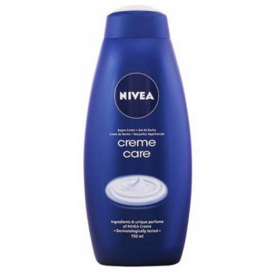 Nivea Creme Care Shower Cream 750 ml