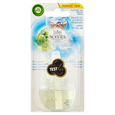 Air Wick Linen In The Air Plug In Refill 19 ml