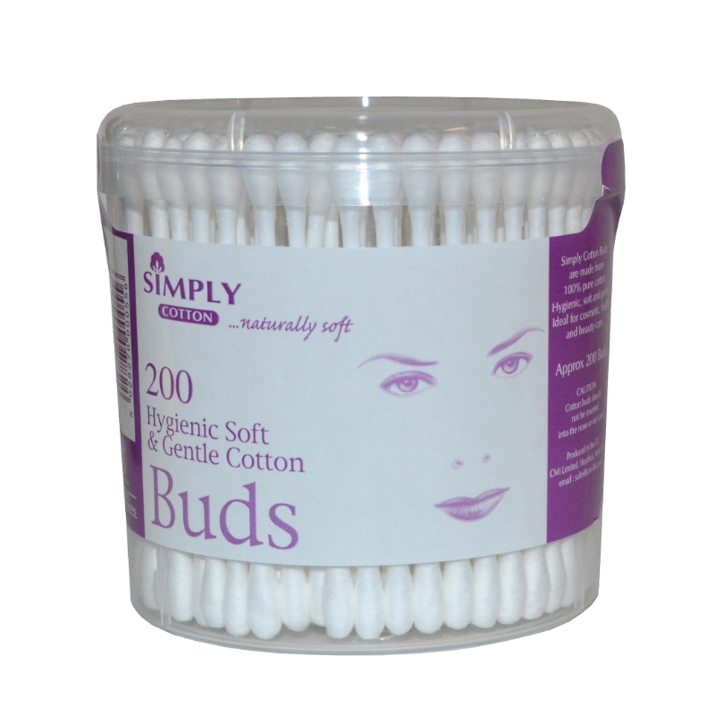 Simply Cotton Soft& Gentle Buds 200 st 15 95 kr