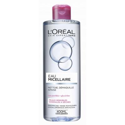 L'Oreal Micellar Cleansing Water Sensitive & Dry Skin 400 ml