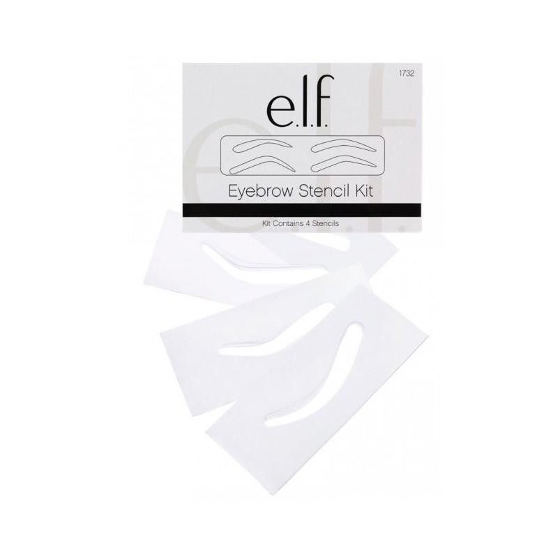 Eyebrow stencil kit elf