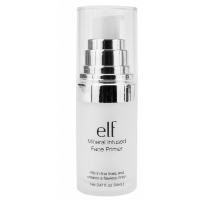 elf Mineral Infused Face Primer Clear 14 g