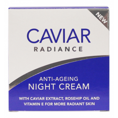 10 Years Younger Anti-Ageing Caviar Night Cream 50 ml