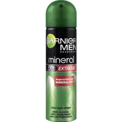Garnier Men Mineral Extreme 72h Deospray 150 ml