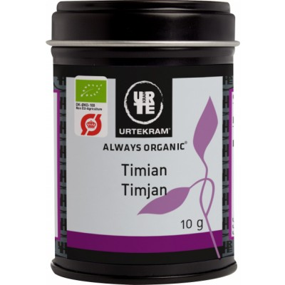 Urtekram Timian Øko 10 g