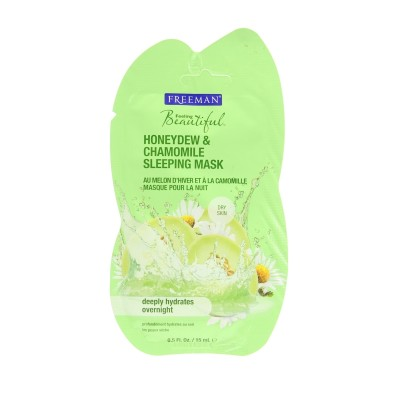 Freeman Honeydew & Chamomile Sleeping Mask 15 ml