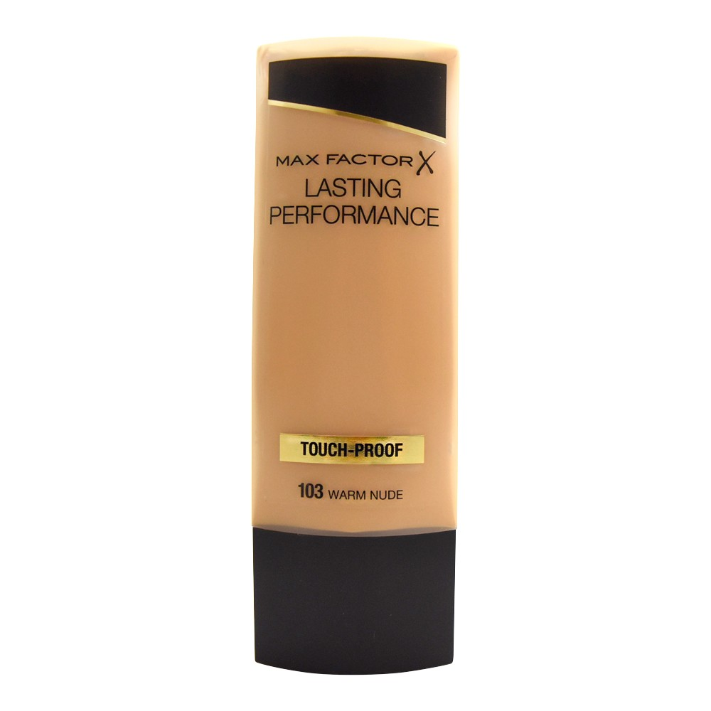 Max Factor Lasting Performance. Your skin is perfect