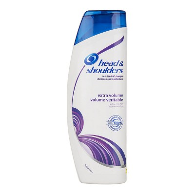 Head & Shoulders Anti Dandruff Extra Volume Shampoo 400 ml