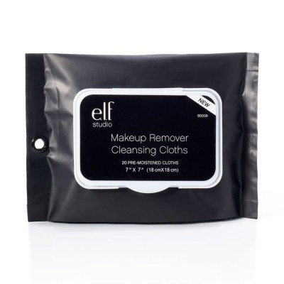 elf Makeup Remover Cleansing Cloths 20 stk
