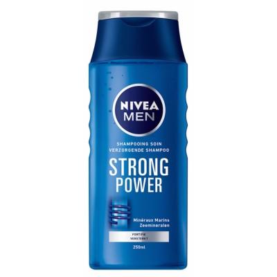 Nivea Men Strong Power Shampoo 250 ml
