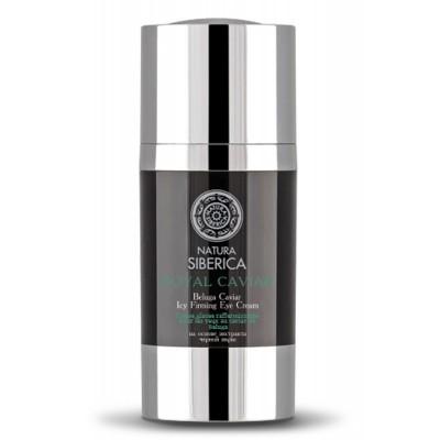 Natura Siberica Royal Caviar Kühlende & Straffende Augencreme 15 ml