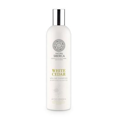 Natura Siberica White Cedar Volumen Shampoo 400 ml