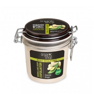 Organic Shop Modellierendes Body Peeling Orientalischer Ingwer 350 ml
