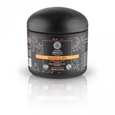 Natura Siberica Sauna & Spa Thermo Body Mask Slimming 370 ml