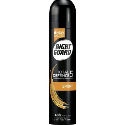 Right Guard Men Total Defence 5 Sport Deospray 250 ml