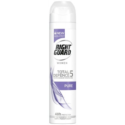 Right Guard Total Defence 5 Pure Deospray 250 ml
