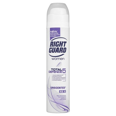 Right Guard Total Defence 5 Sport Deospray 250 ml