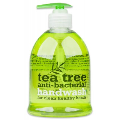 Tea Tree Anti-Bacterial Hand Wash 500 ml