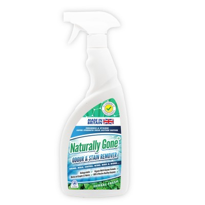Airpure Original Odour & Stain Remover Herbal Fresh 750 ml