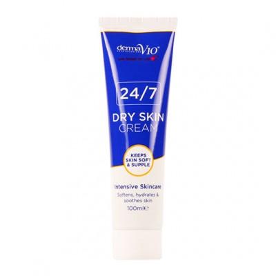 DermaV10 24/7 Dry Skin Cream 100 ml