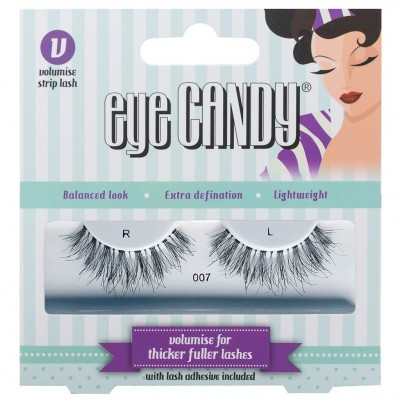 Eye Candy 50's Style False Lashes 007 1 kpl