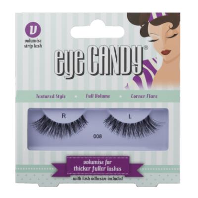 Eye Candy 50's Style False Lashes 008 1 pair
