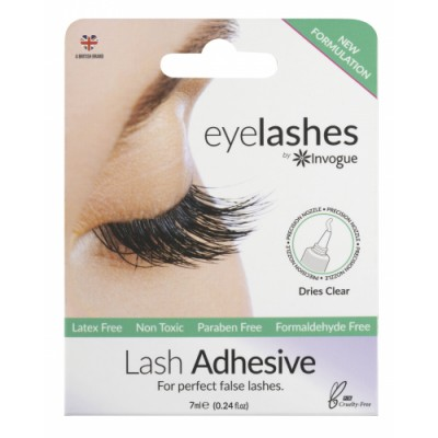Invogue Lash Adhesive EyeLash Glue 7 ml