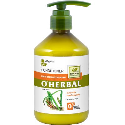 O'Herbal Stärkender Conditioner mit Kalmuswurzel Extrakt 500 ml